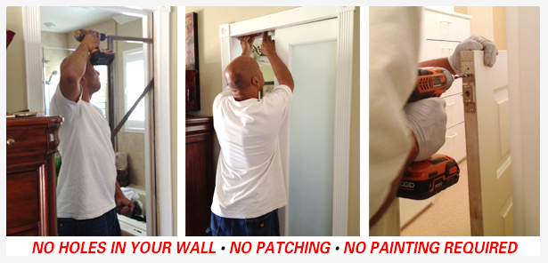 Pocket Door Rollers >> Pocket Door Repairs and Installation | San Jose, Santa Cruz Areas | 1-408-866-0267