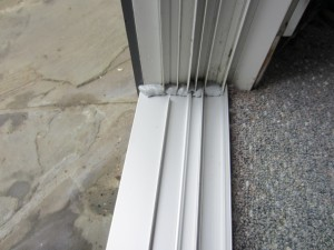 Sliding Door Sliding Door Leaks Fix