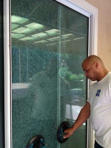 Protecting Sliding Doors from Storm Damage