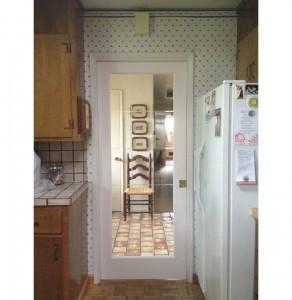 Kitchen Pocket Door