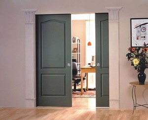 Pocket Door Tracks and Rollers