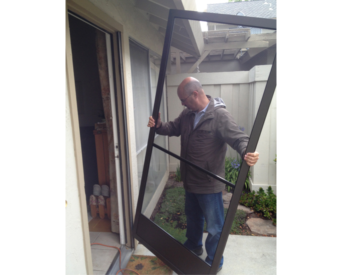 screen door installation company san jose area 408 866