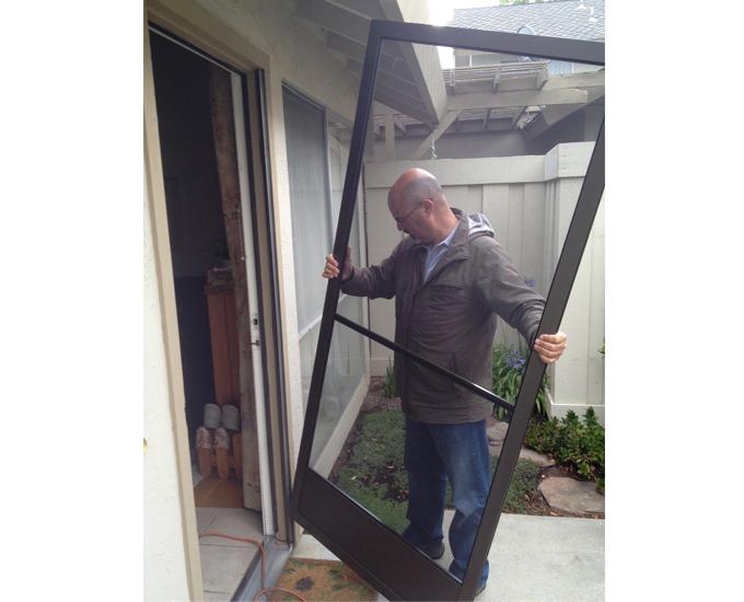Screen Door Installation Company San Jose Area 408 866